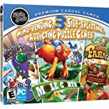 3 Addicting Games Puzzle Pack - Jewel Case (PC)