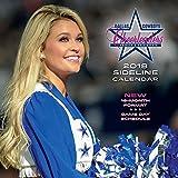 2018 Dallas Cowboy Cheerleaders Wall Calendar
