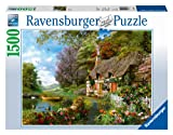 Country Cottage 1500 Piece Puzzle
