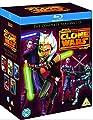 Star Wars Clone Wars - Season 1-5 [Blu-ray] [Region Free]