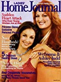 img - for Wynonna & Ashley Judd Cover Ladies' Home Journal Magazine February 2005 - Princess Diana book / textbook / text book