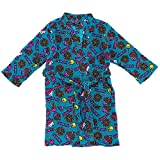 Fancy Girlz Women's Candy Fleece Bathrobe