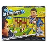 B-Daman Crossfire Break Bomber Battlefield Set by Hasbro