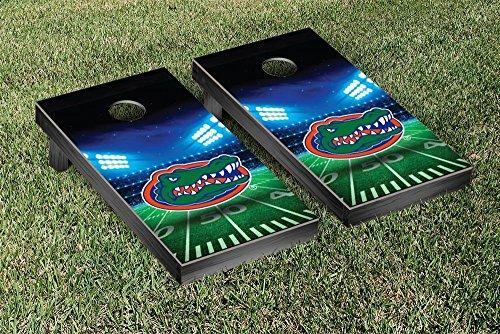 Florida UF Gators Cornhole Game Set Stadium Version (Florida Gators Corn Hole compare prices)