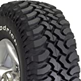 BFGoodrich Mud Terrain KM Off-Road Tire - 255/75R17 111Q