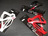Carbon Look Bottle Cage (Road or Mountain Bike) INC BOLTS (3 colours) Free UK Postage (Black)
