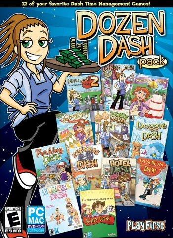 Dozen Dash Ultimate 12 Pack PC/MAC