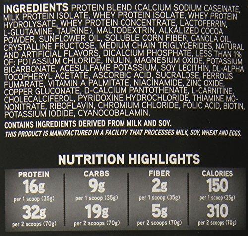 减脂增肌,CytoSport Muscle Milk 乳清蛋白粉 1120g图片