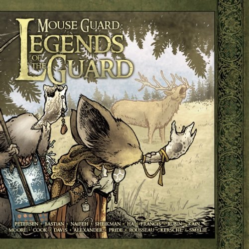 Mouse Guard: Legends of the Guard, aa
