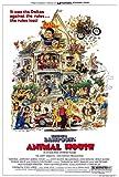 Animal House Movie Poster (27 x 40 Inches - 69cm x 102cm) (1978) -(John Belushi)(Tim Matheson)(John Vernon)(Donald Sutherland)(Peter Riegert)(Stephen Furst)