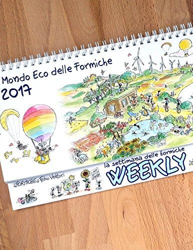 weekly-da-tavolo-2017-formiche-di-vettori