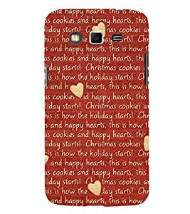 Hearts 3D Hard Polycarbonate Designer Back Case Cover for Samsung Galaxy Grand I9082 :: Samsung Galaxy Grand Z I9082Z