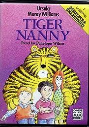 Tiger-Nanny (Children's audio books)