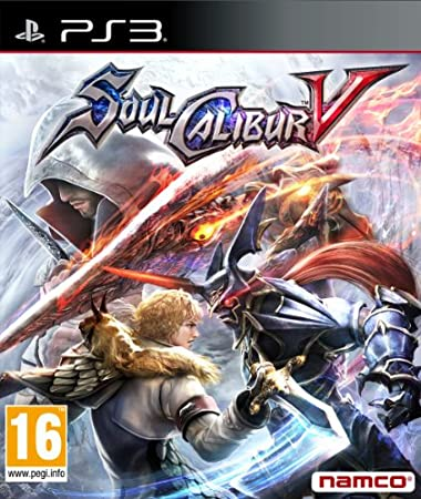 Atari Soulcalibur V, PS3