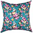 Multi-sized Both Sides Flower Printing Stuffed Throw Pillow LivebyCare PP Cotton Insert Filling Filled Cushion Pattern Zipper For Dinning Room Kitchen Chair Back Seat