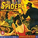 The Man Who Ruled in Hell: The Spider, Book 46 (       UNABRIDGED) by Grant Stockbridge, RadioArchives.com Narrated by Nick Santa Maria