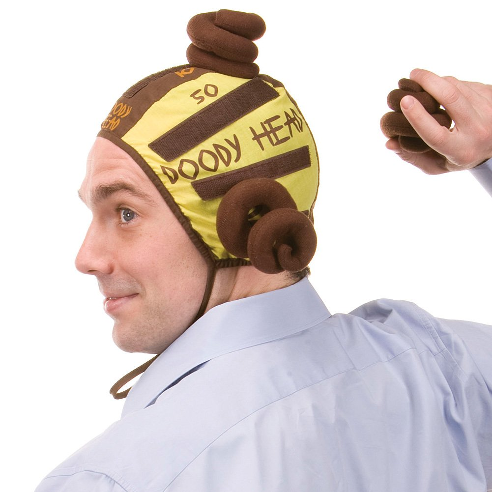 The Gallery For Gt Poo Head Hat
