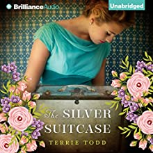 The Silver Suitcase Audiobook by Terrie Todd Narrated by Kate Rudd
