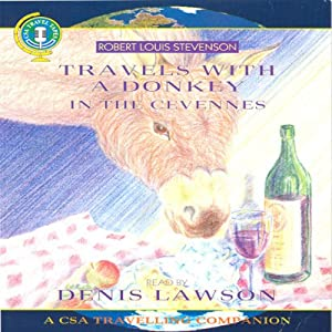 Travels with a Donkey in the Cevennes Audiobook