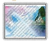 1/2 Sheet Disney's Frozen Background Edible Icing Image Cake Decoration Topper