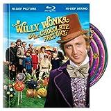 Willy Wonka & the Chocolate Factory (Blu-ray Book Packaging) ~ Gene Wilder