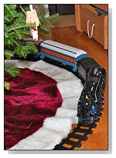 Lionel Polar Express Train Set   G   Gauge