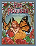 img - for Fae Nouveau, A Faerie Coloring Book book / textbook / text book