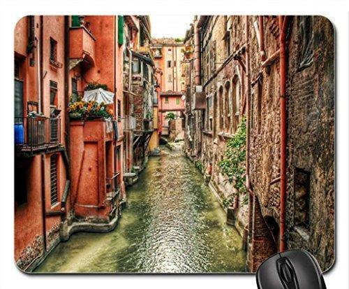 i-canali-di-bologna-mouse-pad-mousepad-houses-mouse-pad