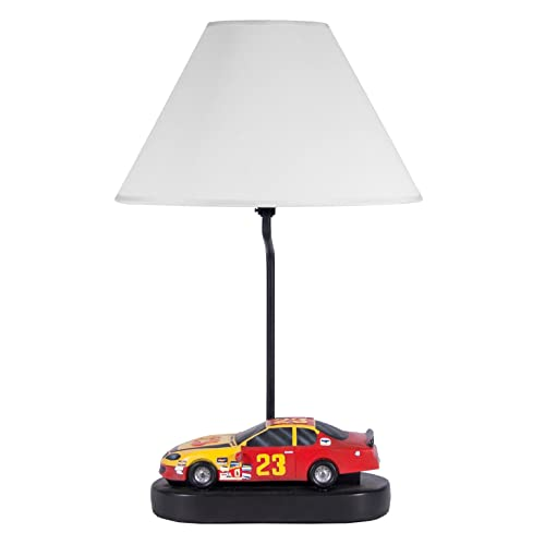 Car lights tktb model race car table lamp mozeypictures Choice Image
