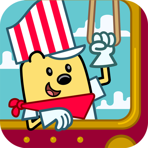 Today's Free App Of The Day Is Wubbzy's Train Adventure