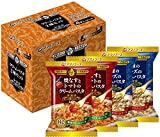 アマノフーズ 三ツ星キッチン クリームパスタ 4食P(2種×2個)