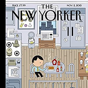 The New Yorker, November 2nd 2015 (Dana Goodyear, Lauren Collins, Nicola Twilley) Periodical