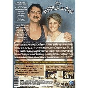 Les maîtres du pain - Coffret 2 DVD
