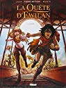 La Qu�te d'Ewilan (BD), tome 2 : Akiro par Lylian