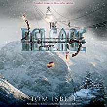 The Release Audiobook by Tom Isbell Narrated by Christian Barillas, Ariana Delawari