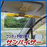 車用サンバイザー