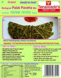 Tanawades Multigrain Palak Paratha Mix