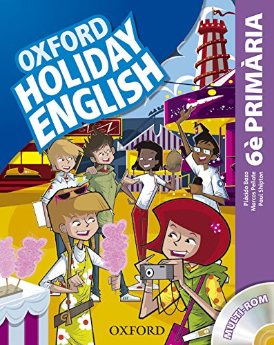 Holiday English 6º Primaria: Pack (catalán) 3rd Edition (Holiday English Third Edition)