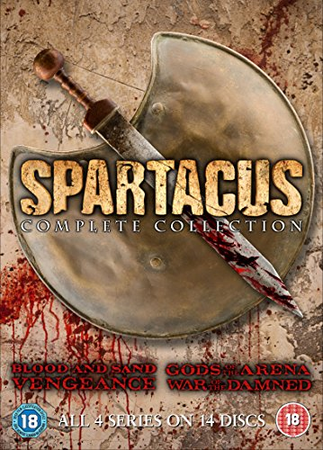 Spartacus: The Complete Collection [DVD]