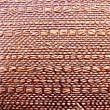 Backsplash Basketweave Wc 10 Antique Copper PVC Wallcovering - 25 Ft. Roll Faux Tin Decorative Ul Rated.discounted,cheap.glue On,tape On,nail On,staple On!