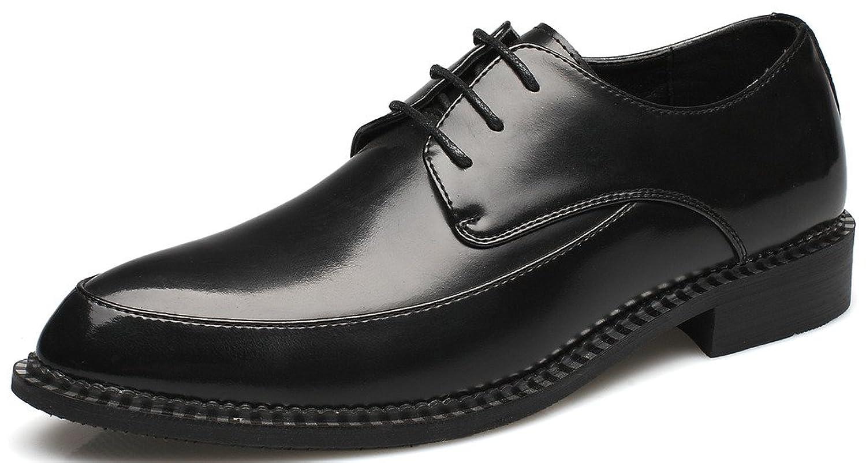 Jiye Men's Formal Dress Oxford Wedding Shoes