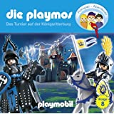 """Die Playmos - Folge 8: Das Turnier auf der K�nigsritterburg. H�rspiel.von """"Simon X. Rost"""""""