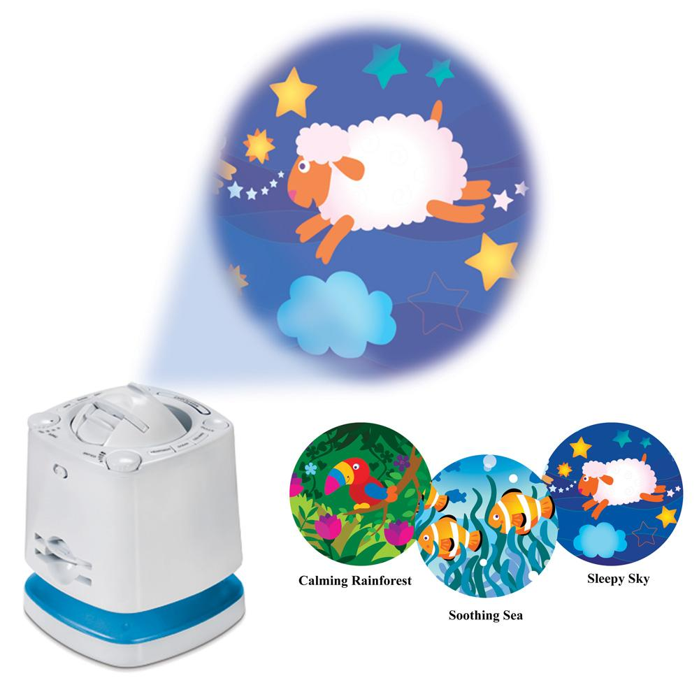 Amazon Com Munchkin Nursery Projector And Sound System