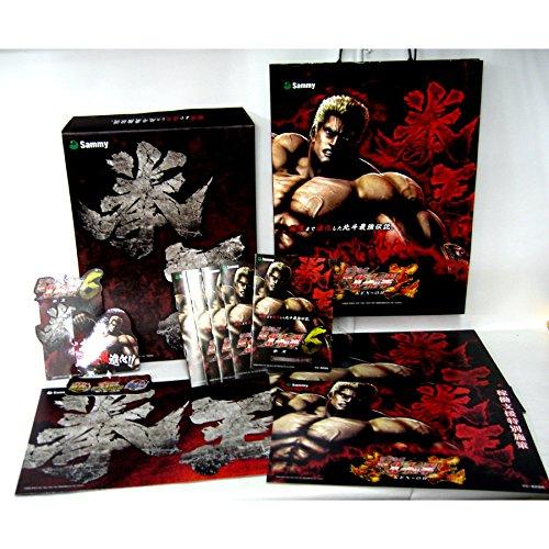 ◆09  北斗の拳6〜拳王〜 カタログ・ガイドブック・装飾POP・紙袋セット