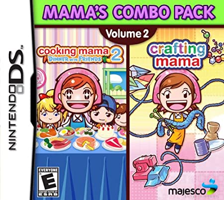 Mama's Combo Pack Vol. 2
