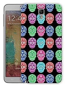 "Humor Gang Trippy Skulls Printed Designer Mobile Back Cover For ""Samsung Galaxy Note 3"" (3D, Matte, Premium Quality Snap On Case)"