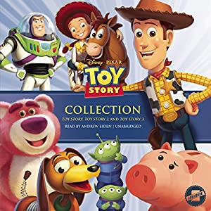 The Toy Story Collection Audiobook