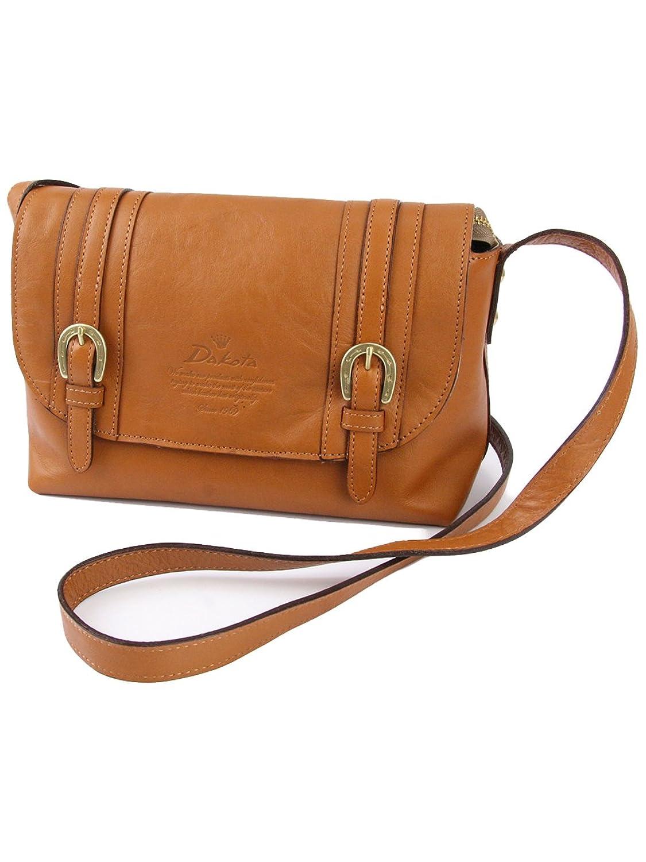 Amazon.co.jp: [ダコタ] Dakota ショルダーバッグ 1030305 キューブシリーズ ブラウン DA-1030305-40: シューズ&バッグ:通販