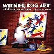 Wiener Dog Art: A Far Side Collection by Gary Larson cover image