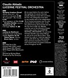 Image de Claudio Abbado - Lucerne Festival Orchestra [Blu-ray]